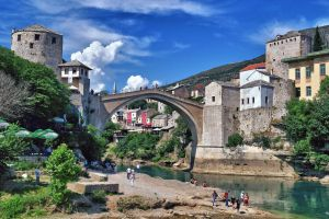 Mostar -Old Bridge 3 by CitizenFresh