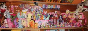 Mine MY LITTLE PONY collection by SoulEevee99