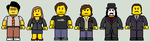 Lego'd The IT Crowd by Ripplin