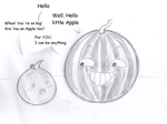 Apple meets Melon by katze-des-grauens