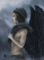Gift Angelical Rainfall by Obscure-Beauty