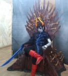 male Marquise Spinneret Mindfang cosplay by Dead-Batter