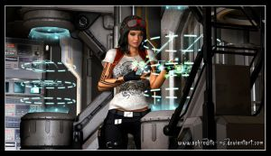 Dr. Aphra by Aphrodite-NS