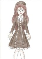 Gothic Lolita by animequeen20012003