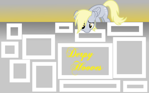 Derpy Abstract Wallpaper by Magna-Vis