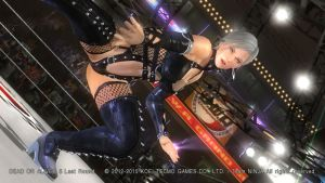 DEAD OR ALIVE 5 Last Round Christie37 by aponyan