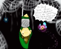 The Legend of Me : Spiders by Rabid-Hobo