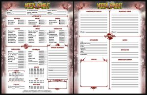 MK Character sheet by Otto-V