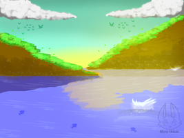 Animation Background by Fluffsplosion