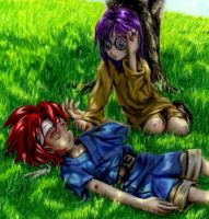 Chrono Trigger - In the Shade by MiyaYoshi