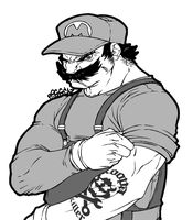 Mario by BiggCaZ