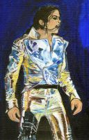 Gold Pants Michael by Gemini58