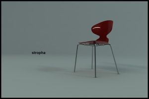 Studio chair by Cubiclegangster