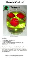 Metroid Cocktail by TF2BluSoldier