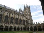 Canterbury cathedral by jochniew