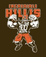 Incredible Hillis by Griggitee
