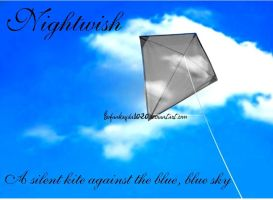 A Silent Kite in a Blue Sky... by EVFanKayda1020