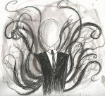 Slender Man by Zombi-Bat