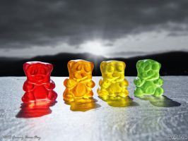 Gummy Bears Day by PaSt1978