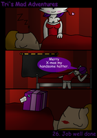 Tri's mad adventures 26 by Trifong