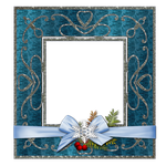 Christmas frame2 by Creativescrapmom