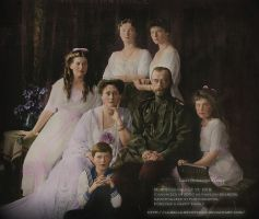 93 years - Romanov Family . by La-Bella-Devotchka