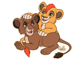 Chibi Commission for Kainaa by Miss-Melis