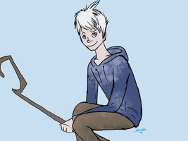 Jack Frost by jabbershire-cat