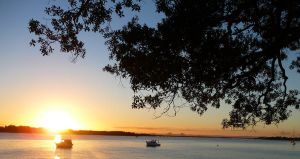 Bribie Sunsets by ronnoc279