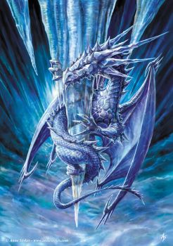 Ice Dragon by Ironshod