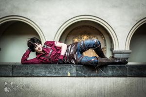 Draw me like one of your french girls... by hannord