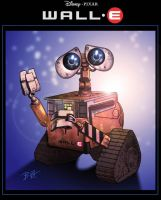 wall-e by brahamil