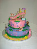 Littlest Pet Shop Cake by mel312