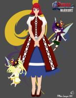 Hyrule Warriors ~ Anju and Fairys by miss-lollyx-33