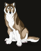 Wolf Adoptable CLOSED by Themystichusky
