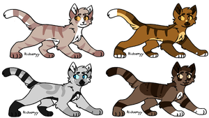 {OTA} Open Cat Adopts (closed) by MilkysAdopts