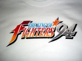 KING OF FIGHTERS 94 by javiercr69