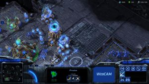 StarCraft II: Protoss 2013 Overlay by Renacac