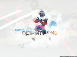 Hall of Fame - Barry Sanders by Atlas07