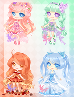 NOT FOR SALE :Custom Adopts: Berryiis Seasons by RaineSeryn