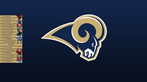 St. Louis Rams 2013 Schedule Wallpaper by SevenwithaT
