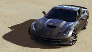 2014 Chevrolet Corvette Stingray (C7) (GT5) by Vertualissimo