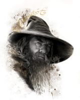 Gandalf The Legendary by IceGirl84