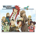 Tales of the Abyss - Icon Folder by ubagutobr
