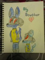 Big Brother by CaitlinTheLucario