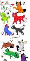 CHEAP Mass Adopts 6 Left by FireFlight19943