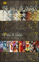 The Wall of Gnarls - Calendar by Golubaja