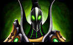 Rubick the Grand Magus by a-spitfire