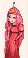 Adventure Time: Princess Bubblegum by Rubysnuff
