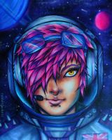 Spaced Out by CosmosKitty